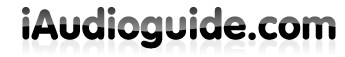 iAudioguide city audio guides Retina Logo